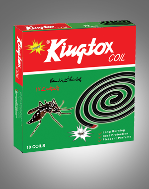 Kingtox Coil 10 Coils