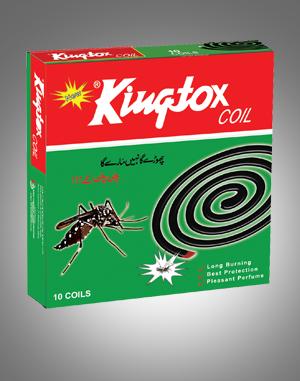 Kingtox Coil 10 Coils