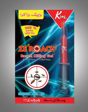 ZeRoach Gel